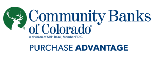 Community Banks of Colorado Purchase Advantage