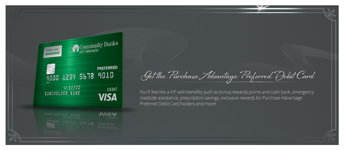 1Purchase Advantage Preferred Debit Card