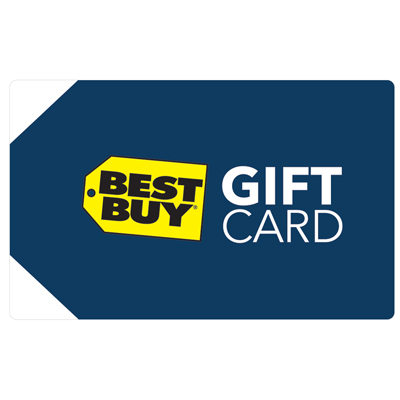 BEST BUY<sup>&reg;</sup> $25 Gift Card - Shop for consumer electronics, appliances and more!